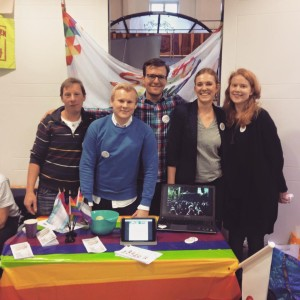 LundaPride-festivalen 2018 @ Lundagård | Skåne län | Sverige